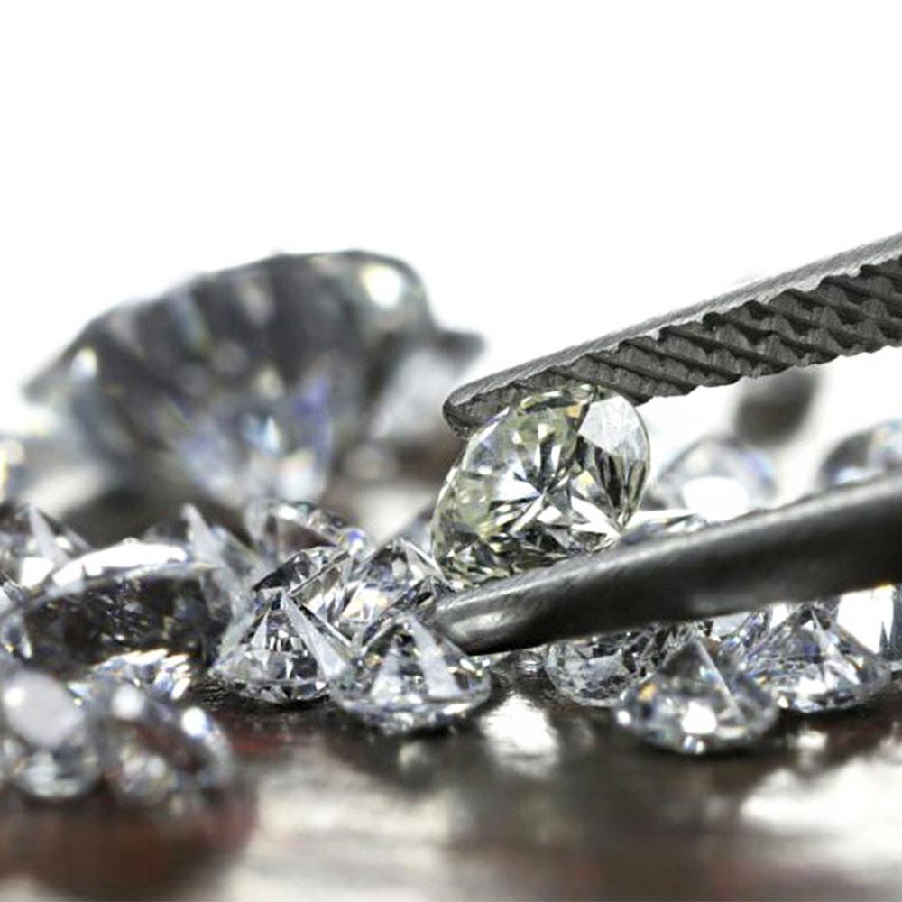 ダイヤモンドの鑑別